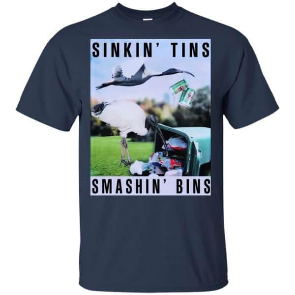 Sinkin Tins Smashing Bins Shirt, Hoodie, Tank Apparel 6