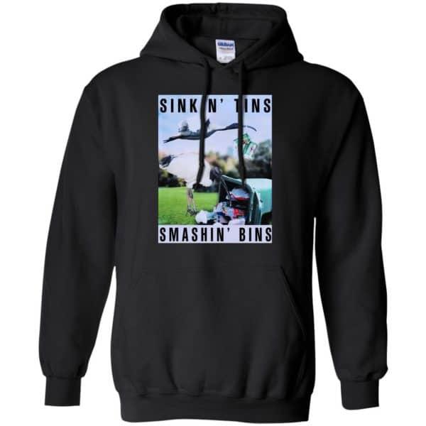 Sinkin Tins Smashing Bins Shirt, Hoodie, Tank Apparel 7