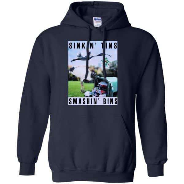 Sinkin Tins Smashing Bins Shirt, Hoodie, Tank Apparel 8