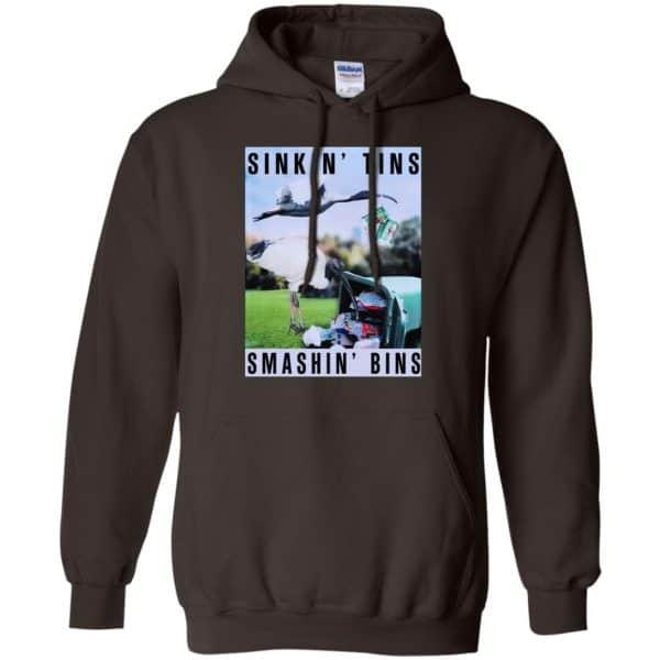 Sinkin Tins Smashing Bins Shirt, Hoodie, Tank Apparel 9
