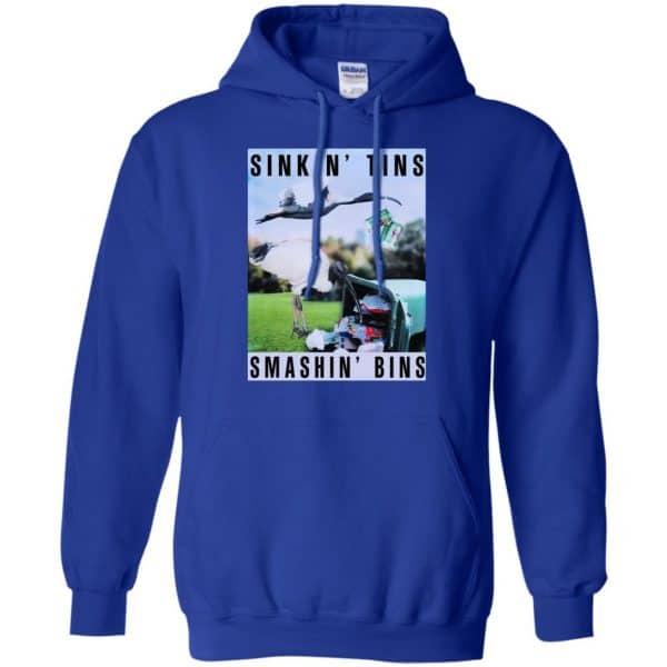 Sinkin Tins Smashing Bins Shirt, Hoodie, Tank Apparel 10