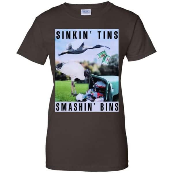Sinkin Tins Smashing Bins Shirt, Hoodie, Tank Apparel 12