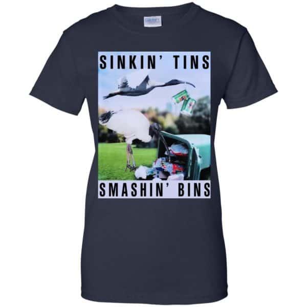 Sinkin Tins Smashing Bins Shirt, Hoodie, Tank Apparel 13