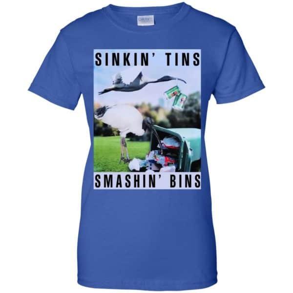 Sinkin Tins Smashing Bins Shirt, Hoodie, Tank Apparel 14