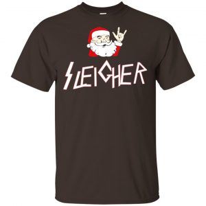 Santa Sleigher Christmas T-Shirts, Hoodie, Tank Apparel