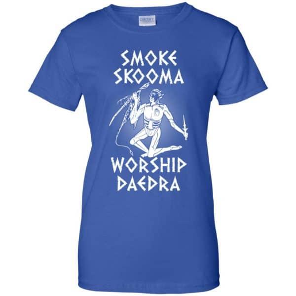 Skyrim Smoke Skooma Worship Daedra Shirt, Hoodie, Tank Apparel 14