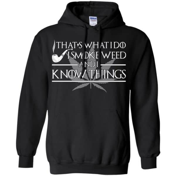 That's What I Do I Smoke Cigars And I Know Things Shirt, Hoodie, Tank Apparel 7