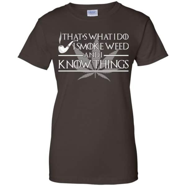 That's What I Do I Smoke Cigars And I Know Things Shirt, Hoodie, Tank Apparel 12