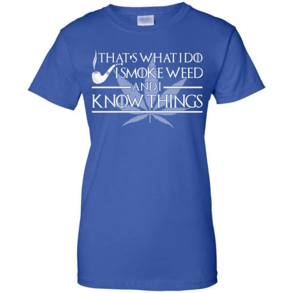 That's What I Do I Smoke Cigars And I Know Things Shirt, Hoodie, Tank Apparel 14