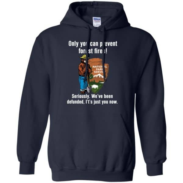 Smokey Bear Only You Can Prevent Forest Fires National Park Service Shirt, Hoodie, Tank