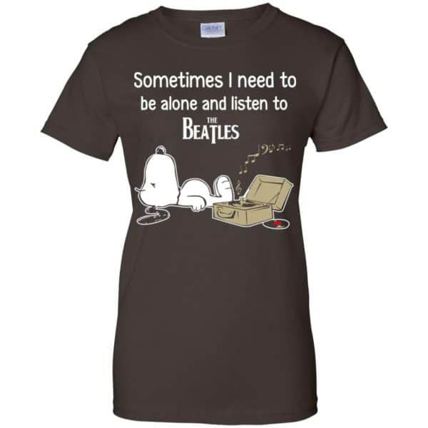 Sometimes I Need To Be Alone And Listen To The Beatles Shirt, Hoodie, Tank Apparel 12