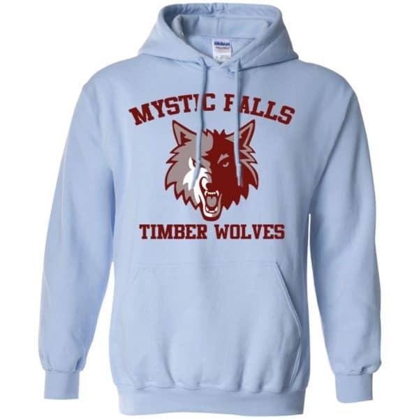 The Vampire Diaries: Mystic Falls Salvatore 17 Timber Wolves T-Shirts, Hoodie, Tank Apparel