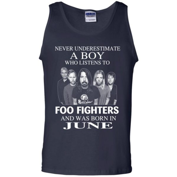 A Boy Who Listens To Foo Fighters And Was Born In June T-Shirts, Hoodie, Tank Apparel 14
