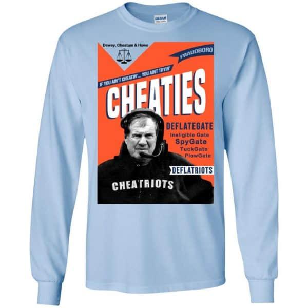 Bill Belichick 'Cheaties' T-Shirts, Hoodie, Tank