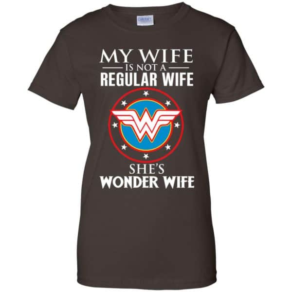 My Wife Is Not A Regular Wife She's Wonder Wife Shirt, Hoodie, Tank Apparel 12