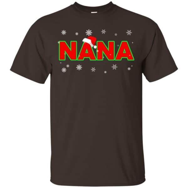Nana Christmas Santa Ugly Sweater, T-Shirts, Hoodie Apparel 4