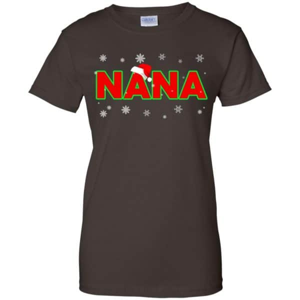 Nana Christmas Santa Ugly Sweater, T-Shirts, Hoodie Apparel 12