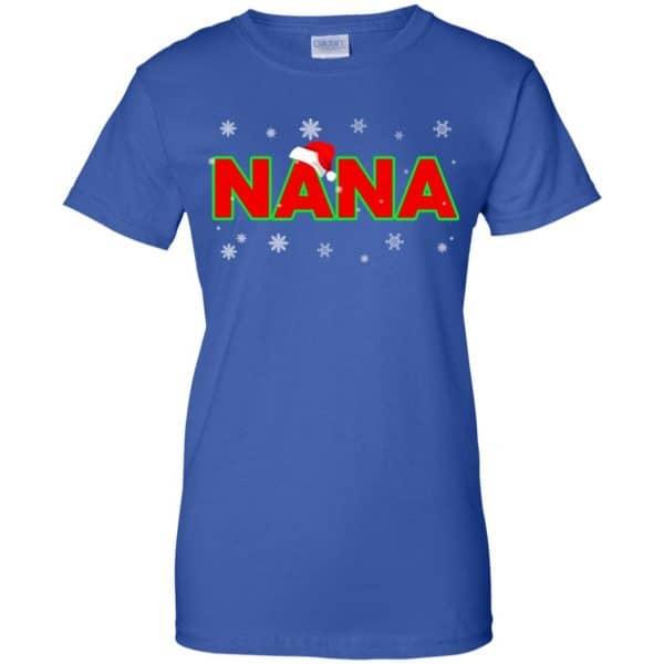 Nana Christmas Santa Ugly Sweater, T-Shirts, Hoodie Apparel 14