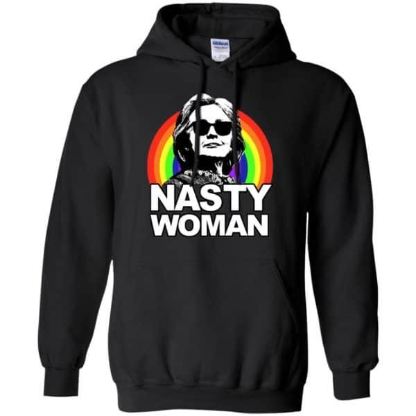 Nasty Woman Hillary Clinton President 2016 Shirt, Hoodie, Tank Apparel 7
