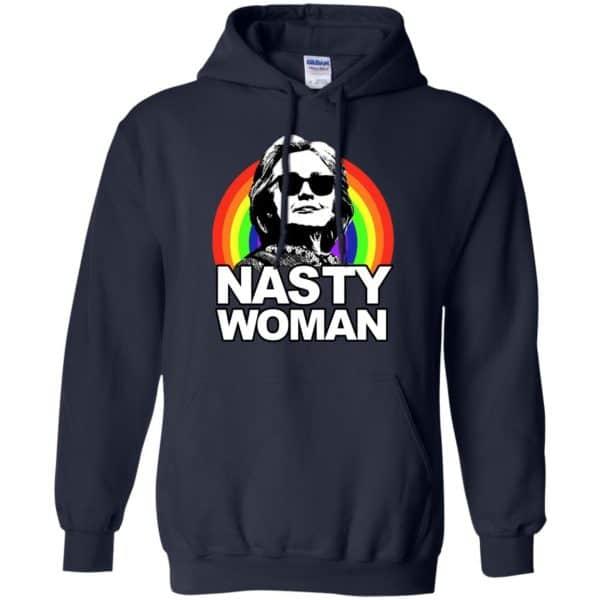 Nasty Woman Hillary Clinton President 2016 Shirt, Hoodie, Tank Apparel 8