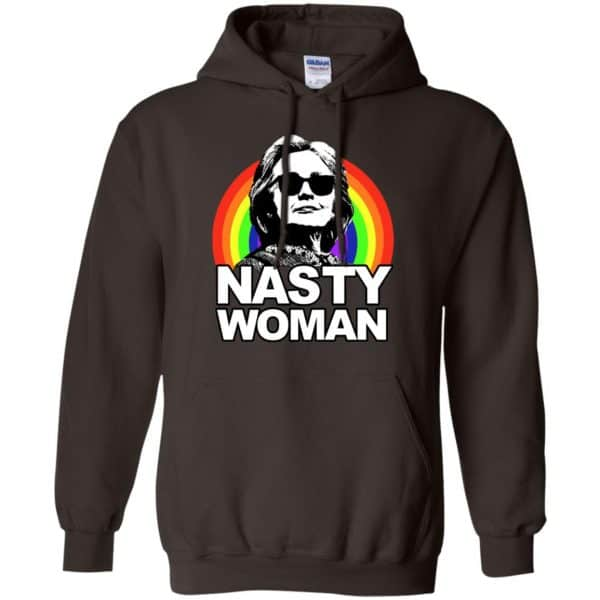 Nasty Woman Hillary Clinton President 2016 Shirt, Hoodie, Tank Apparel 9