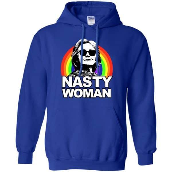 Nasty Woman Hillary Clinton President 2016 Shirt, Hoodie, Tank Apparel 10