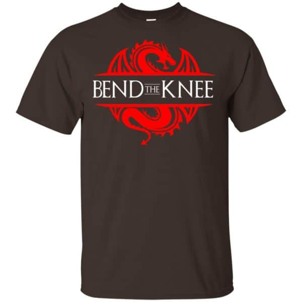 Bend The Knee Dragon Game Of Thrones Shirt, Hoodie, Tank Apparel 4