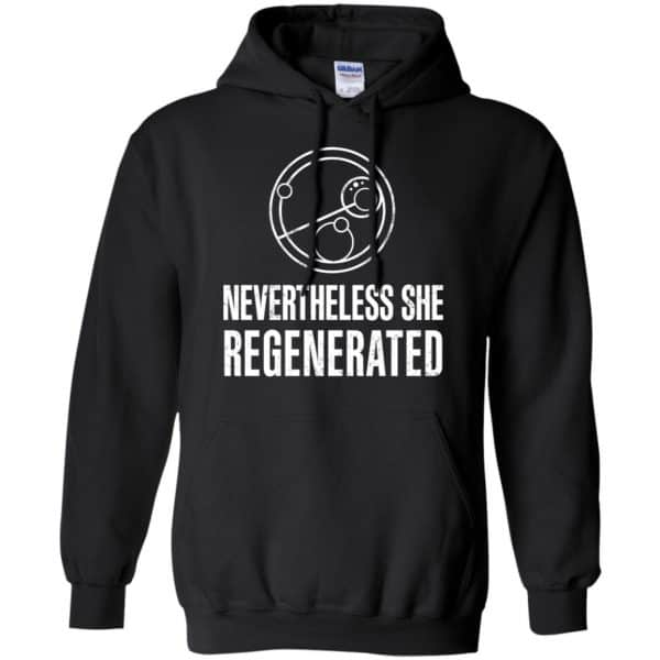 Nevertheless She Regenerated Shirt, Hoodie, Tank Apparel 7