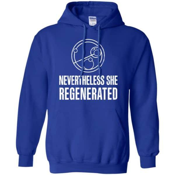 Nevertheless She Regenerated Shirt, Hoodie, Tank Apparel 10