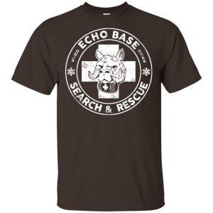 Echo Base Search & Rescue T-Shirts, Hoodie, Tank Apparel