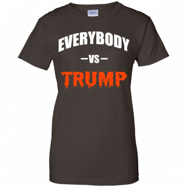Everybody Vs Trump Shirt, Hoodie, Tank Father's Day
