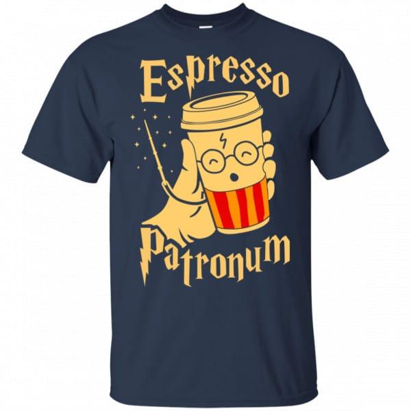 Harry Potter: Espresso Patronum T-Shirts, Hoodie, Tank