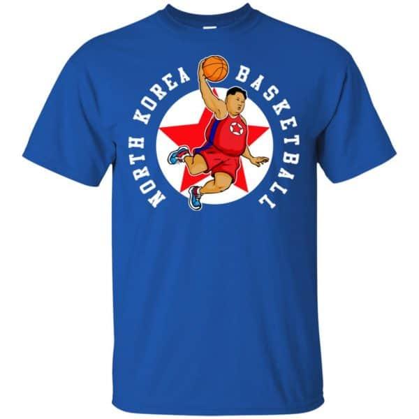North Korea Basketball Rocket Man Kim Jong Un T-Shirts, Hoodie, Tank Apparel 5