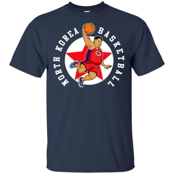 North Korea Basketball Rocket Man Kim Jong Un T-Shirts, Hoodie, Tank Apparel 6