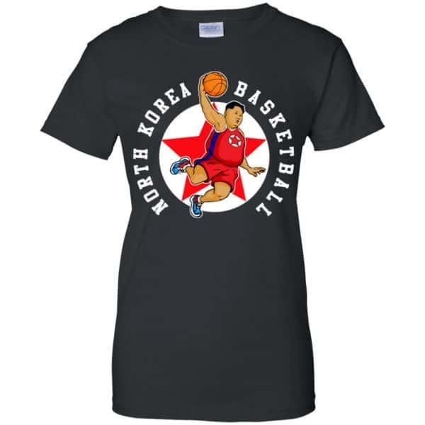 North Korea Basketball Rocket Man Kim Jong Un T-Shirts, Hoodie, Tank Apparel 11