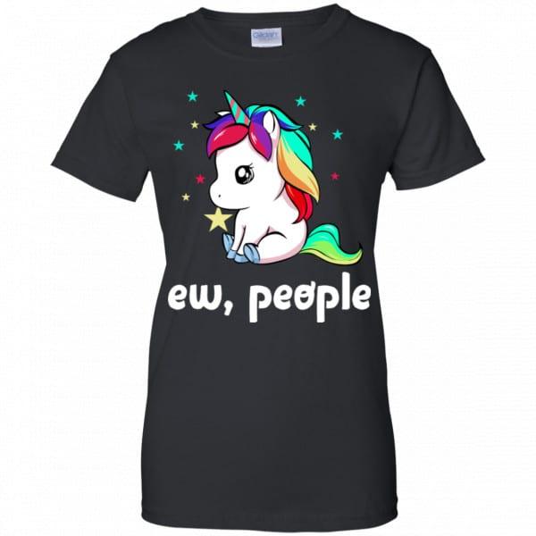 Unicorn: Ew People Unicorn T-Shirts, Hoodie, Tank Apparel