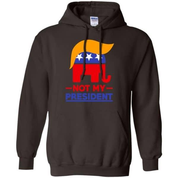 Not My President Anti Donald Trump Shirt, Hoodie, Tank Apparel 9