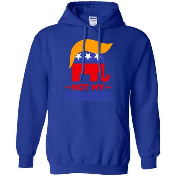 Not My President Anti Donald Trump Shirt, Hoodie, Tank Apparel 10