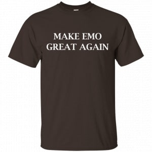 Make Emo Great Again Shirt, Hoodie, Tank Father's Day 2