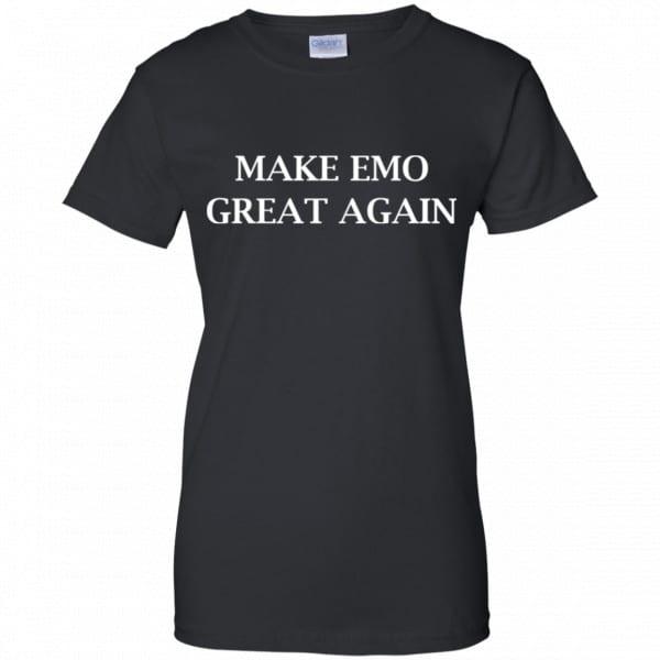 Make Emo Great Again Shirt, Hoodie, Tank