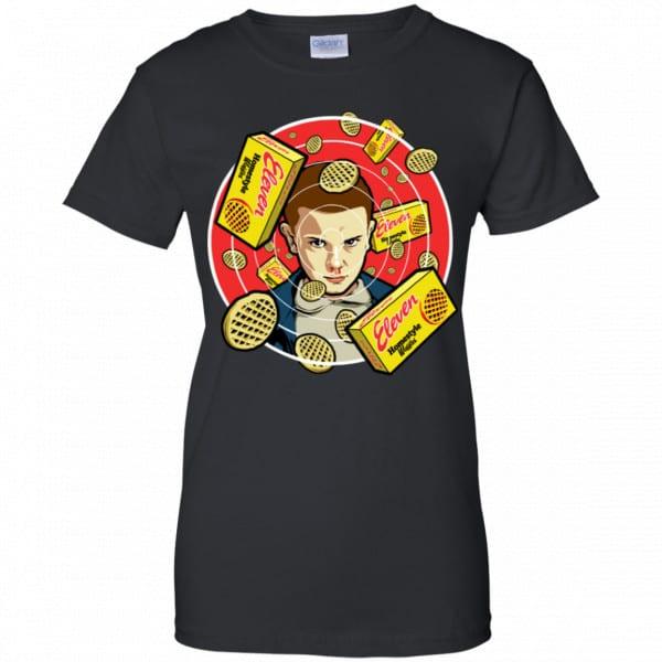 Stranger Things: Stranger Waffles T-Shirts, Hoodie, Sw Apparel