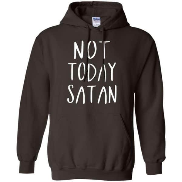 Not Today Satan Shirt, Hoodie, Tank Apparel 9