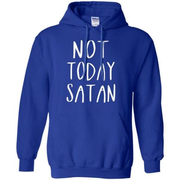 Not Today Satan Shirt, Hoodie, Tank Apparel 10