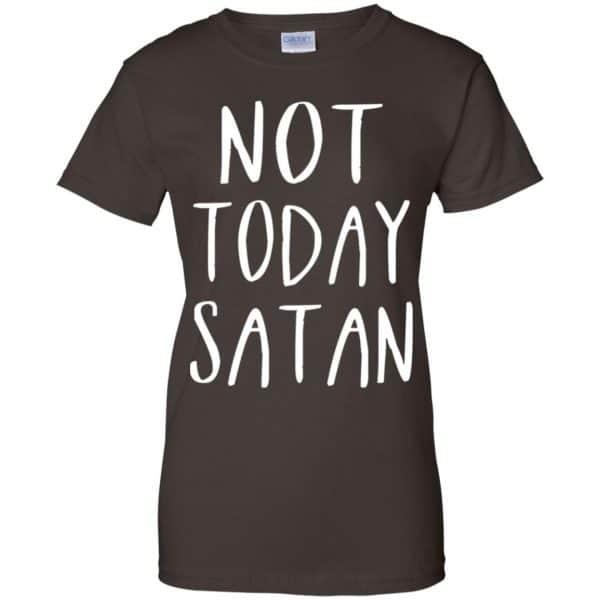 Not Today Satan Shirt, Hoodie, Tank Apparel 12