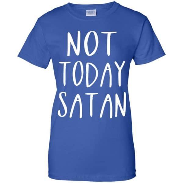 Not Today Satan Shirt, Hoodie, Tank Apparel 14