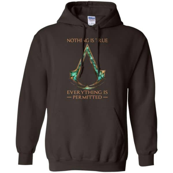Nothing Is True Everything Is Permitted Shirt, Hoodie, Tank Apparel 9