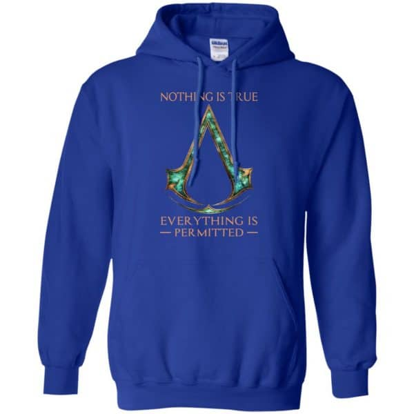 Nothing Is True Everything Is Permitted Shirt, Hoodie, Tank Apparel 10