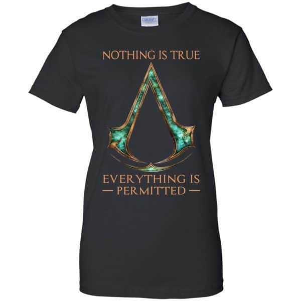 Nothing Is True Everything Is Permitted Shirt, Hoodie, Tank Apparel 11