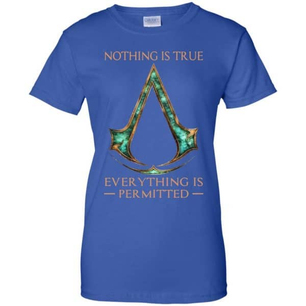Nothing Is True Everything Is Permitted Shirt, Hoodie, Tank Apparel 14