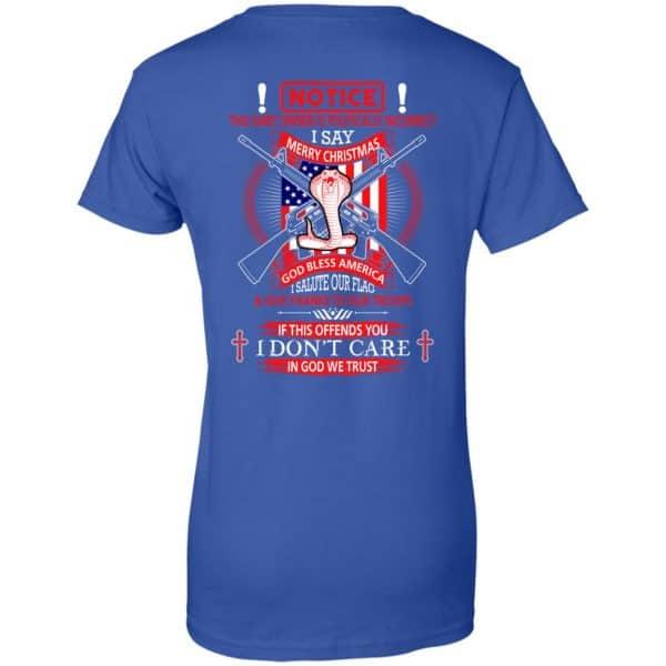 I Am Politically Incorrect I Say Merry Christmas God Bless America T-Shirts, Hoodie, Tank Apparel